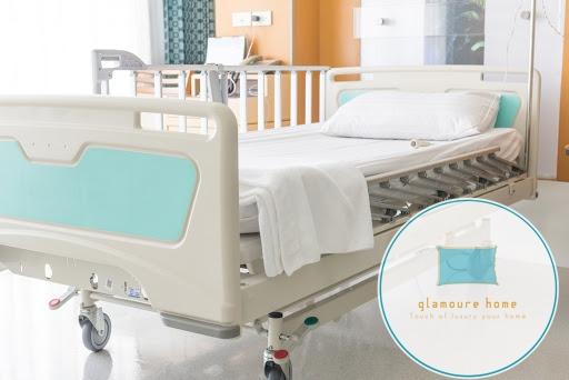sprei rumah sakit